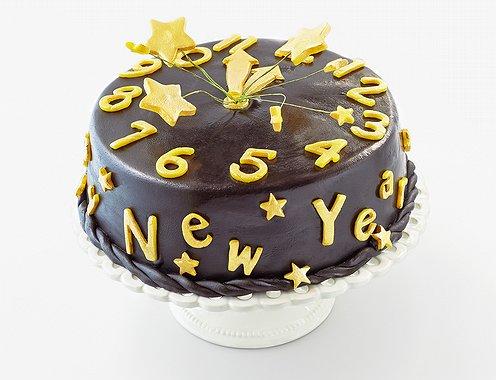 торты на новый год 2015 фото