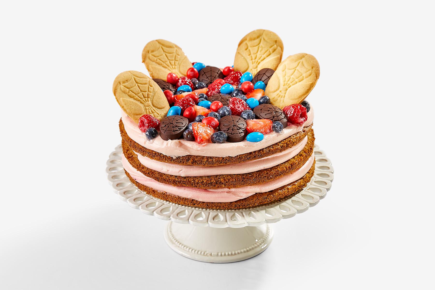 Открытки с ягодами к дню рождения